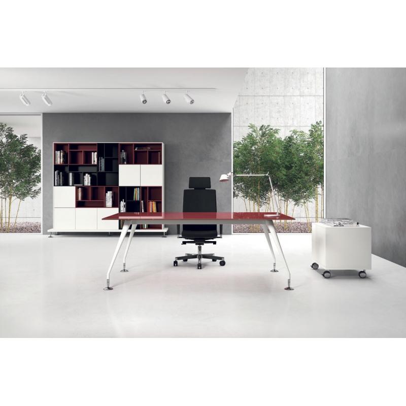 Bureau Plateau Crystal Design Suisse Romande Enosi Evo