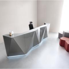 Grand meuble de réception haut de gamme - L. 361,3 x P. 94,6 x H. 110cm - ALP15