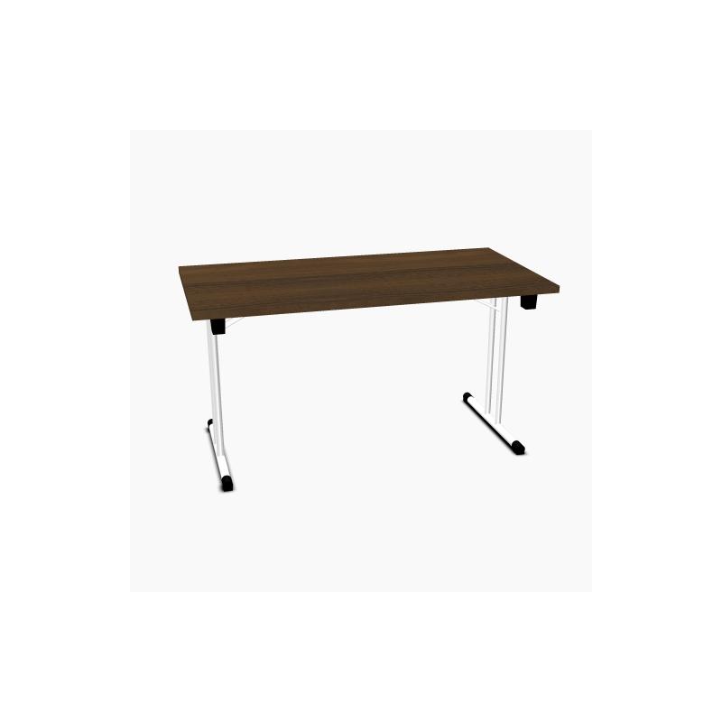 160x80 Pour Pliables Pieds Table Avec Salle Polyvalente Suisse EDH29I