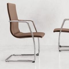 Athena - Chaise de réunion piétement luge - 125 880