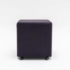Pouf carré sur roulettes - Mix de MDD - MX01K