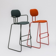 Chaise haute de bar - New School by MDD design - N05H