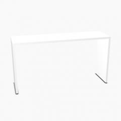 Table L. 140 x P. 40 x H. 74cm