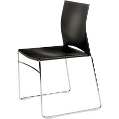 Chaise design plastique Jill - 3680