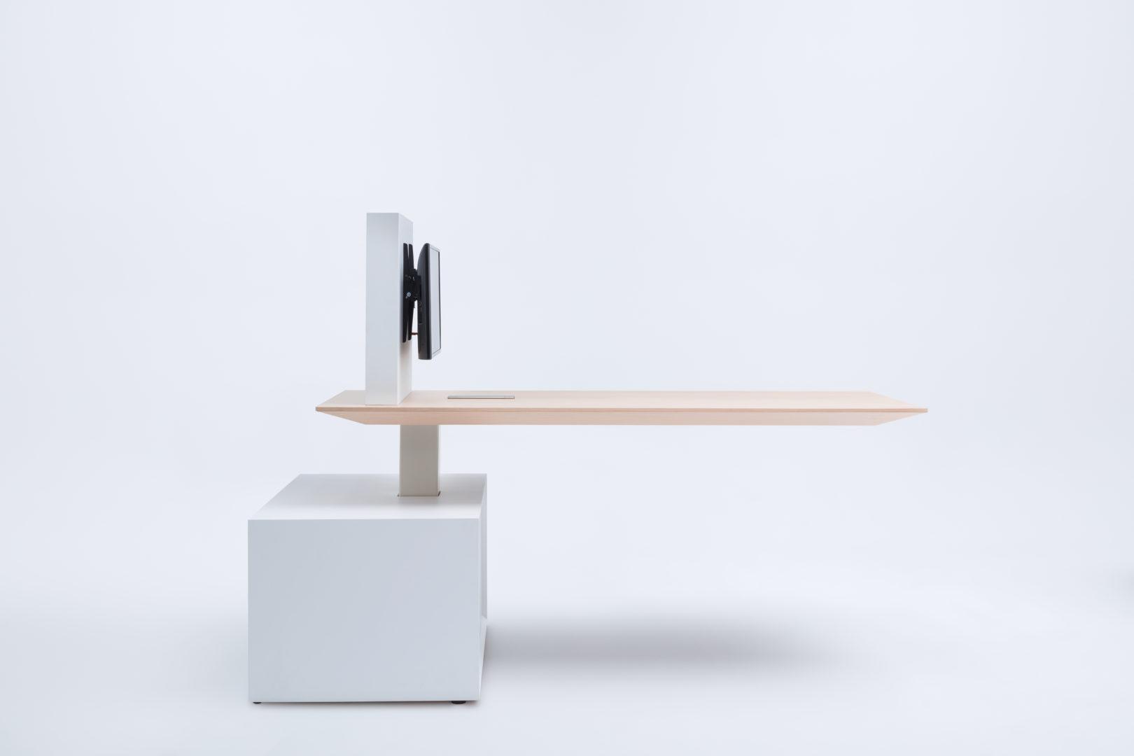 Gravity - table de conférence multimédia