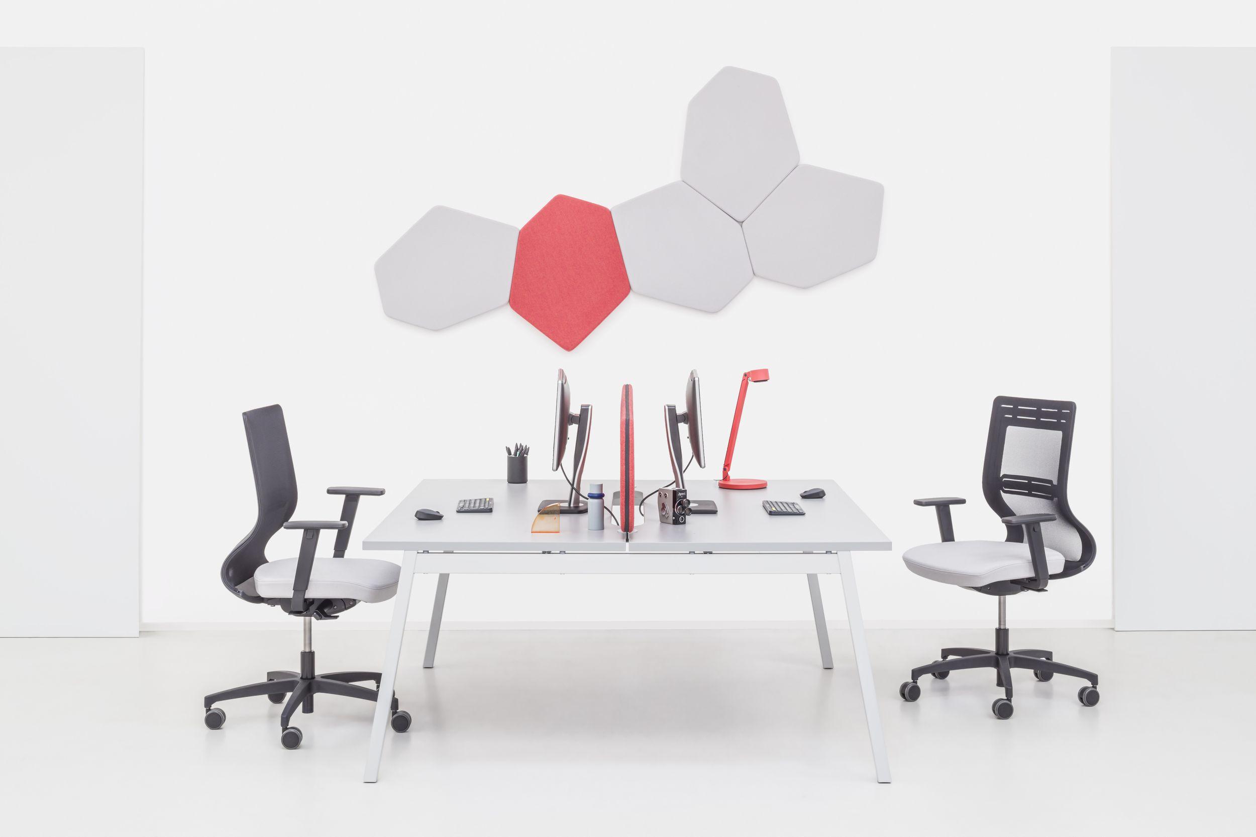 Panneau acoustique muraux - mobilier bureau